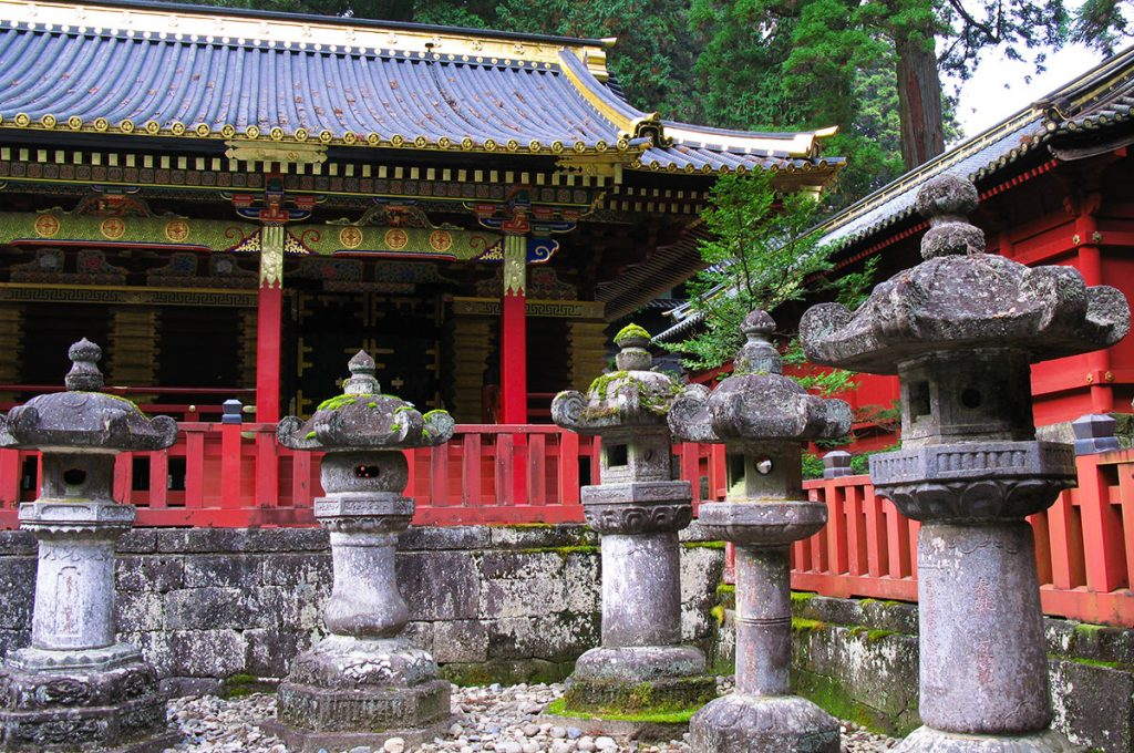 Nikko Japan Toshogu Shrine