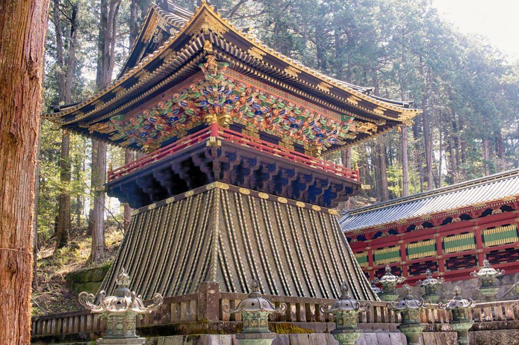 Nikko Japan Taiyuinbyo