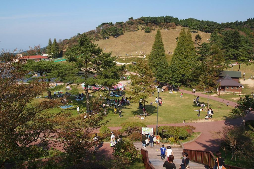 Things to do in Kobe Japan Mount Rokko
