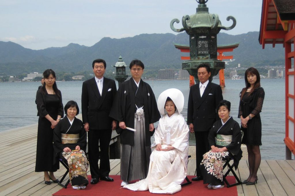 Wedding Traditions in Japan Family