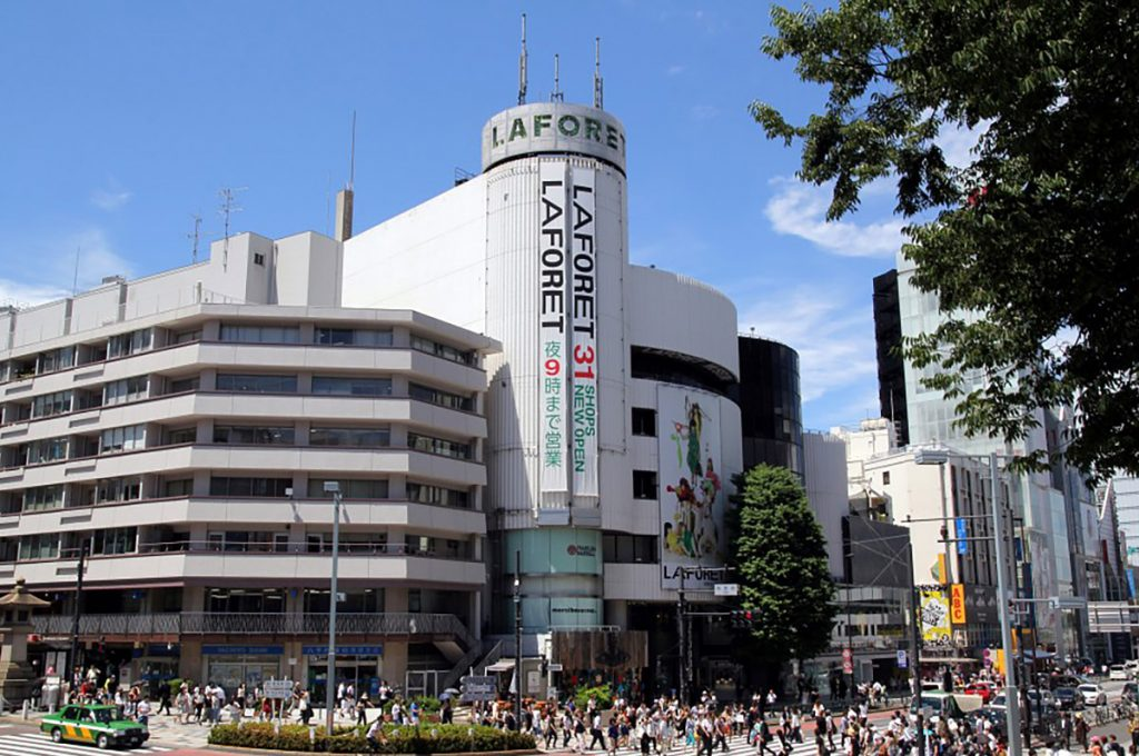 Harajuku Shopping Laforet Harajuku