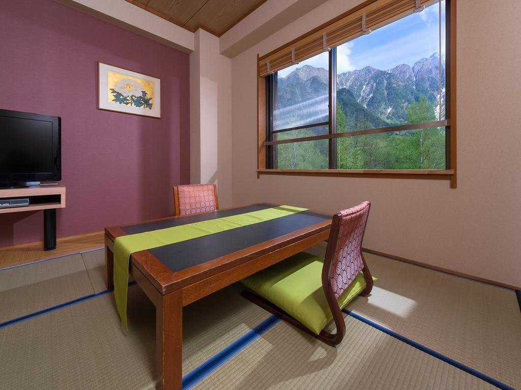Kamikochi Lemeiesta Hotel Nagano Japan