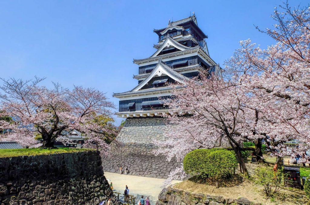 Kumamoto Japan Kumamoto Castle