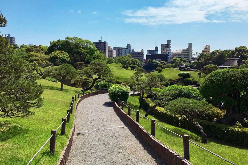 Kumamoto Japan Suizenji Garden