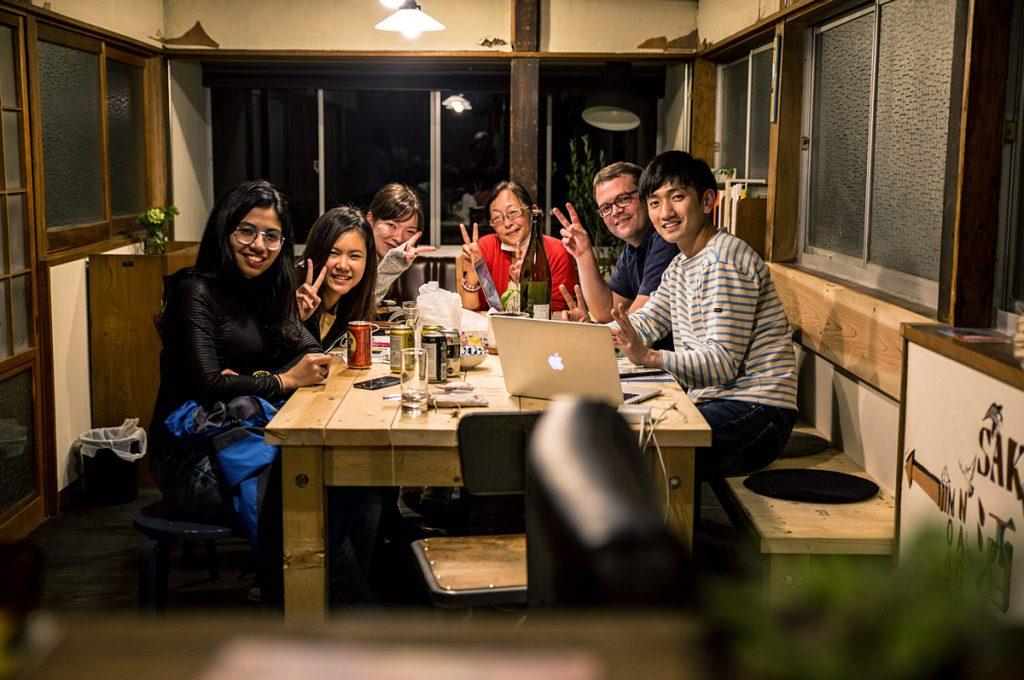 Nagano Japan Dot Hostel Nagano