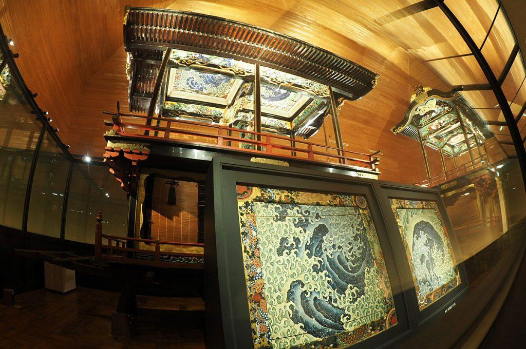 Nagano Japan Hokusaikan