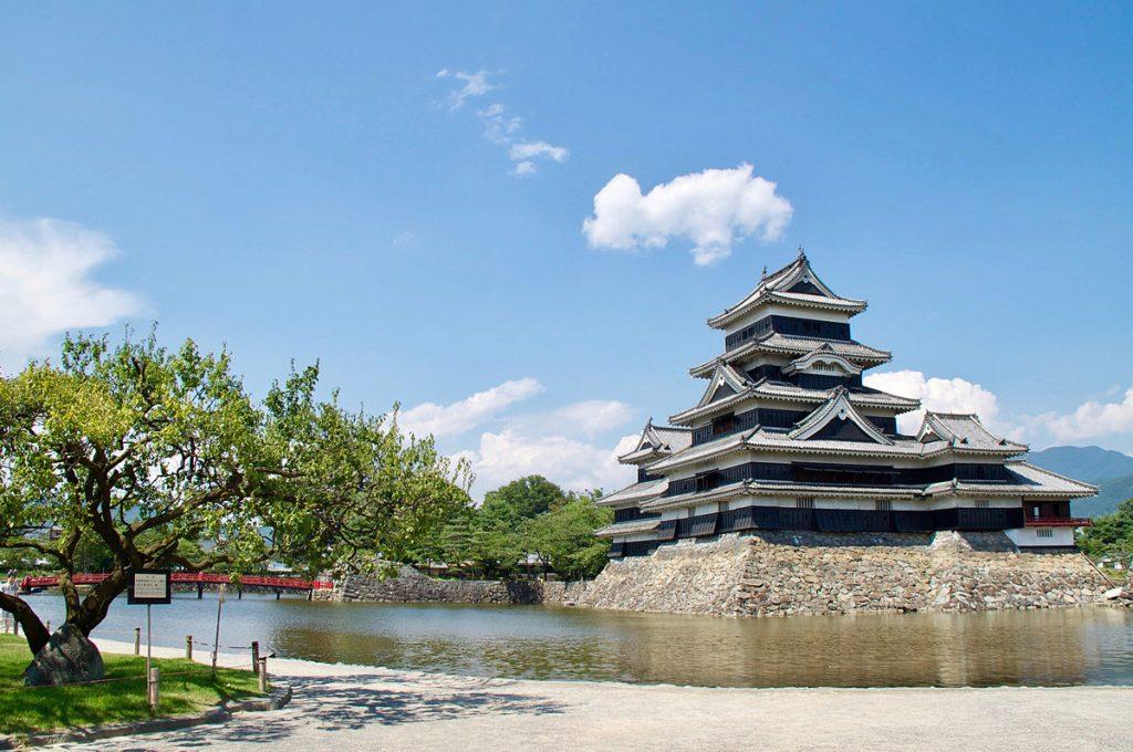Nagano Japan Matsumoto Castle
