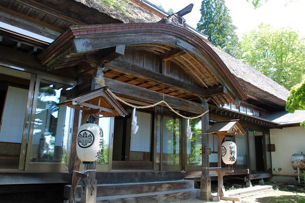 Nagano Japan Oshi Ryokan
