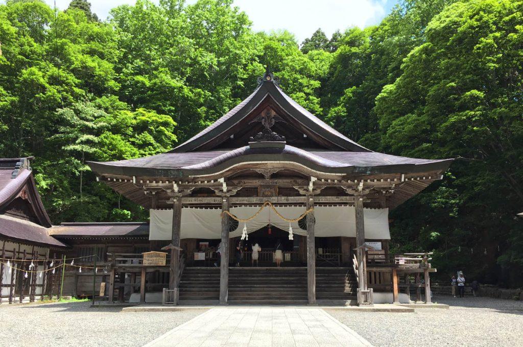 Nagano Japan Togakushi Shrine