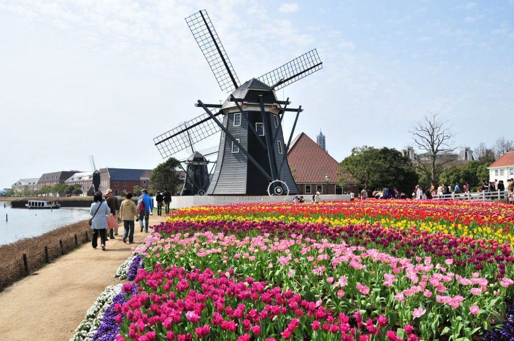 Nagasaki Japan Place to visit Huis Ten Bosch