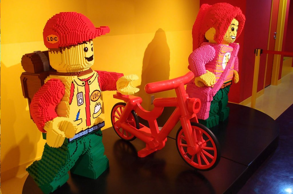 Things to do in Odaiba Japan Legoland Discovery Center