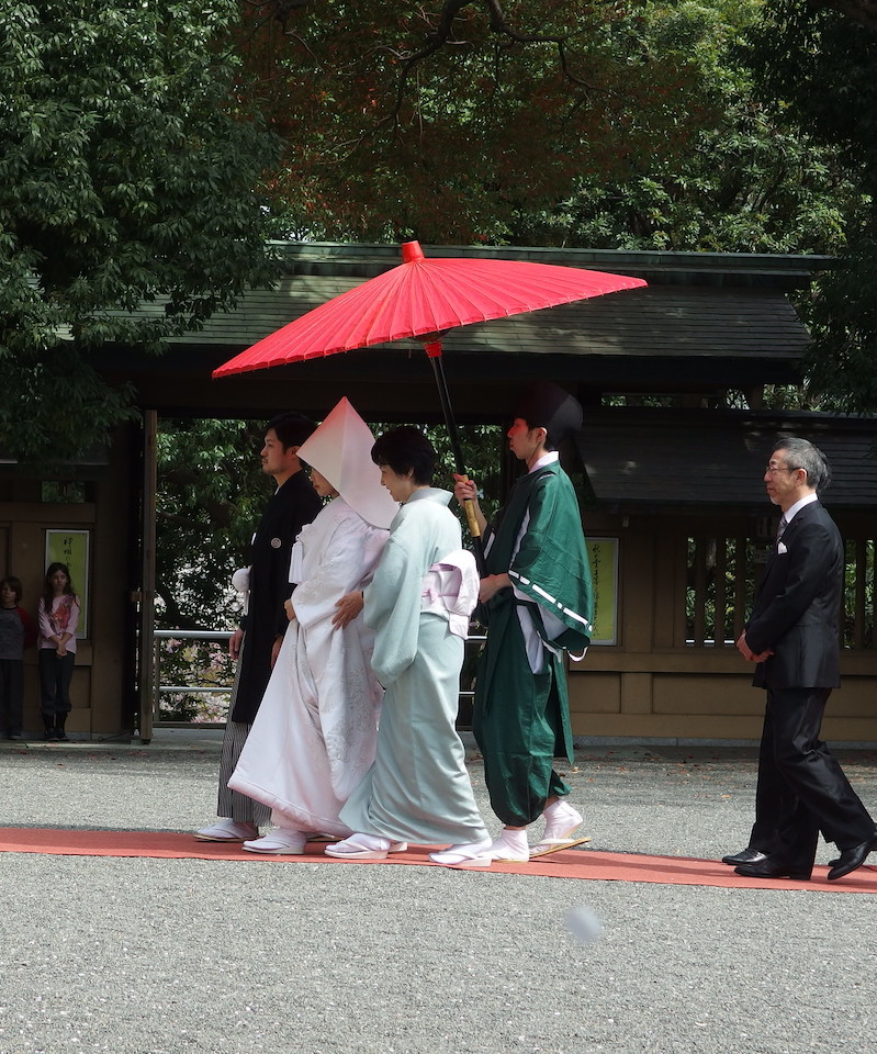 Wedding Superstitions: How Japanese People Get Married