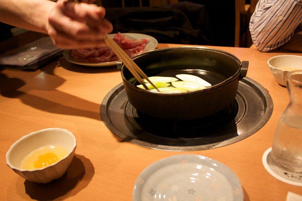 Chopstick Etiquette Japan Washing