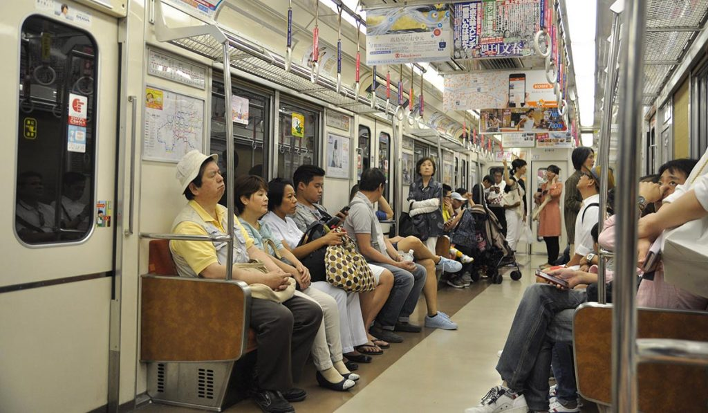 Japanese Manners Train