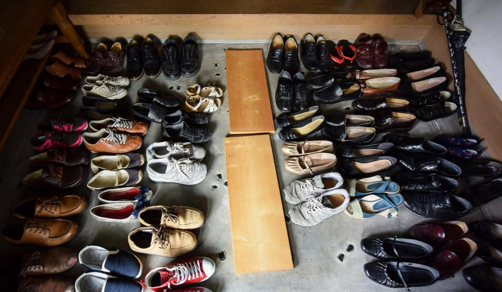 Japanese Manners Shoes