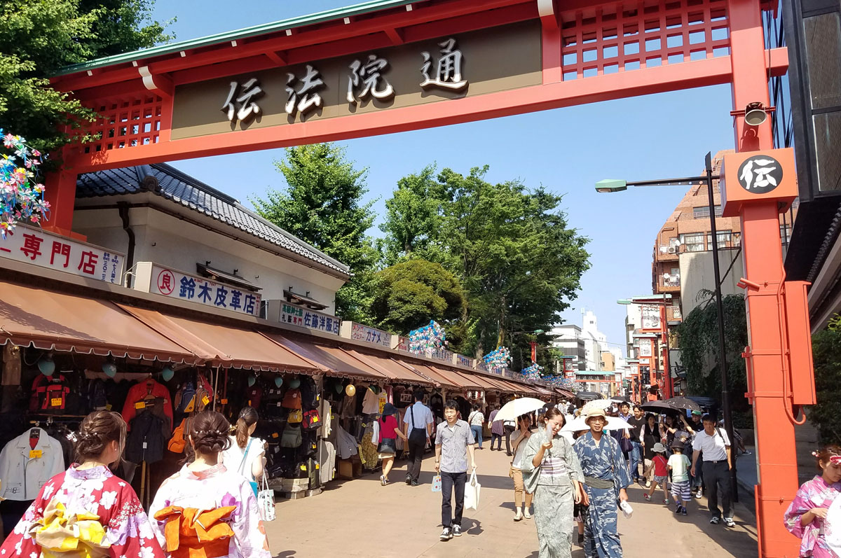 Asakusa Shopping – The best spots