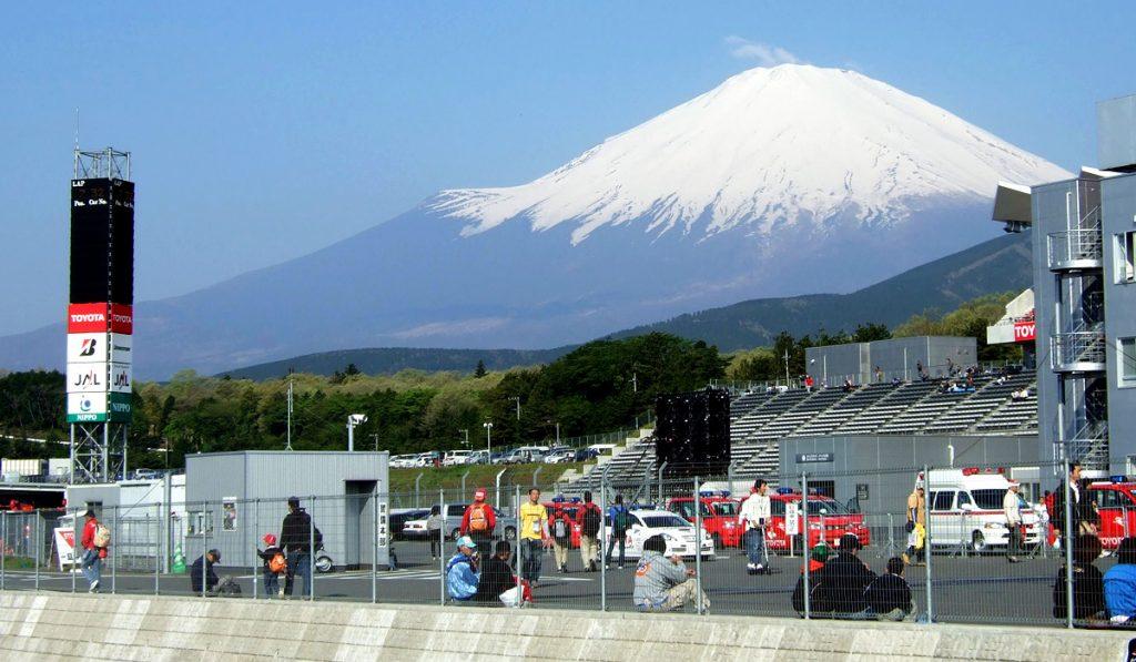 Japanese Grand Prix Fuji Speedway