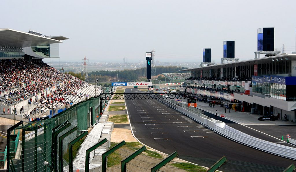 Japanese Grand Prix Suzuka Circuit 2