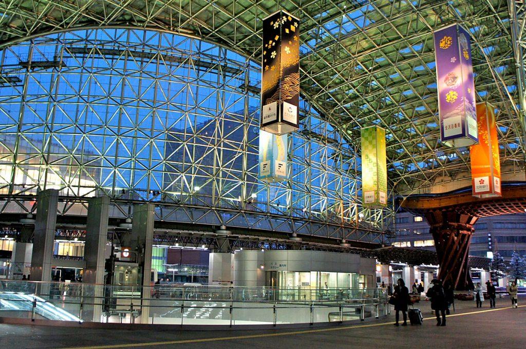 Kanazawa Japan How to get there