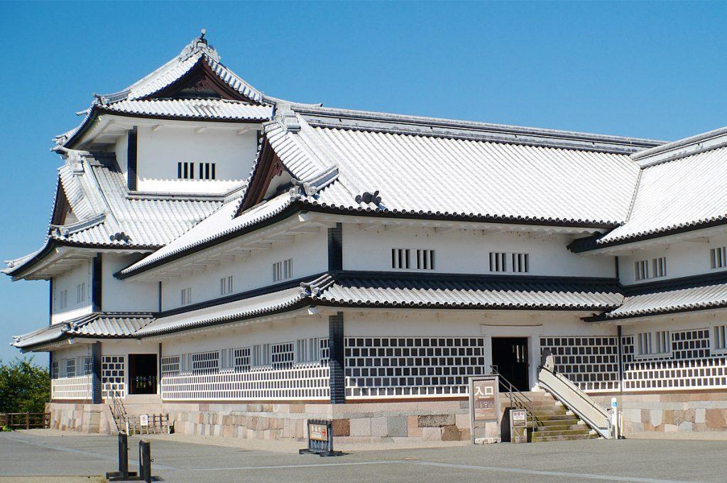 Kanazawa Japan Kanazawa Castle