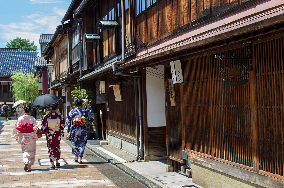 Kanazawa Japan – A Complete Travel Guide You Must Read
