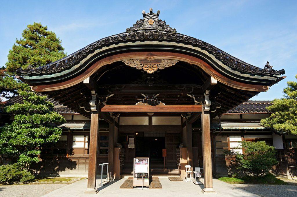 Kanazawa Japan Seisonkaku Villa