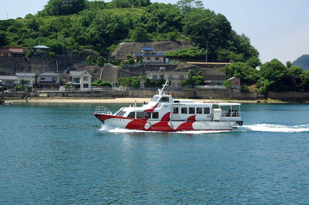 Onomichi Japan Boat Tour