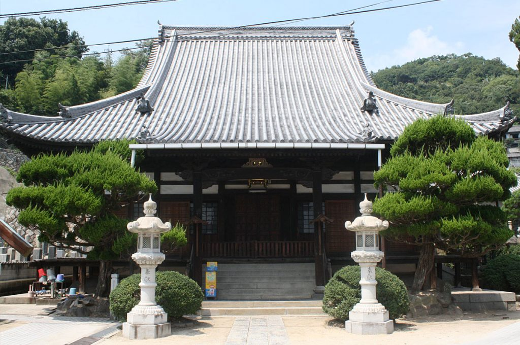 Onomichi Japan Temple Walk