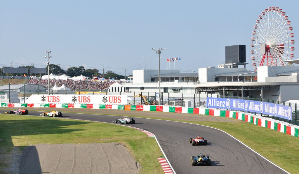 The Japanese Grand Prix