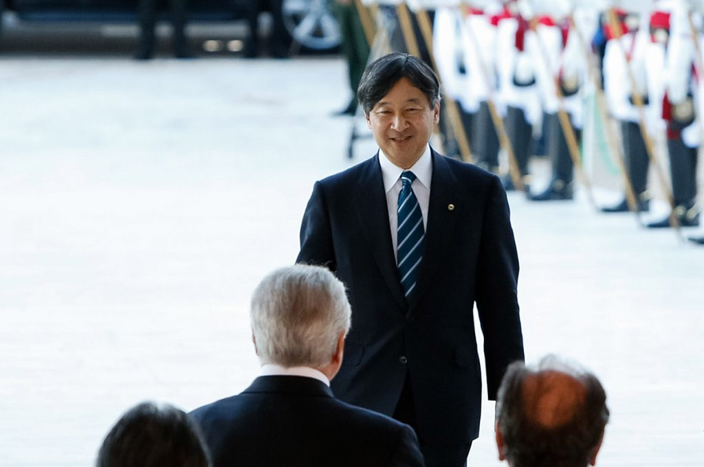 Japan Emperor's Abdication Who is his Successor