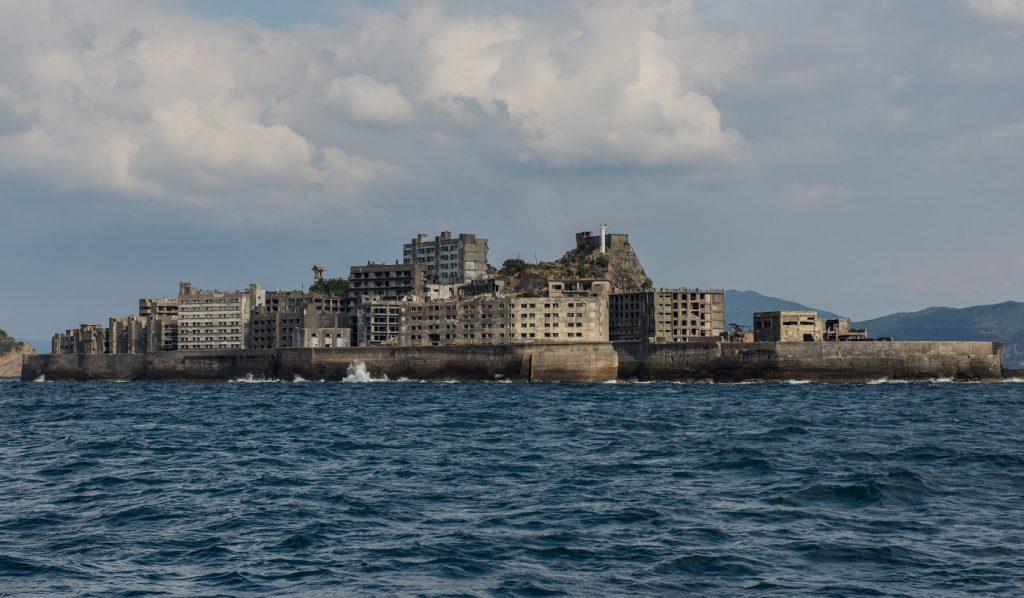 Dark Tourism Japan Hashima Island