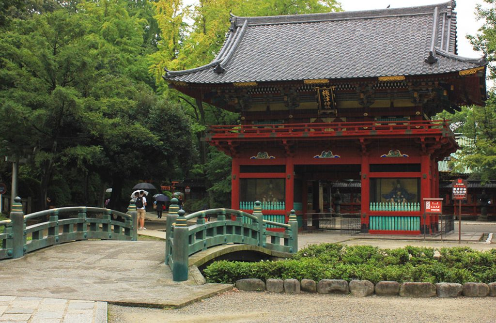 Yanesen Tokyo Nezu Shrine