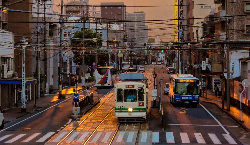 kumamoto travel Kawaramachi