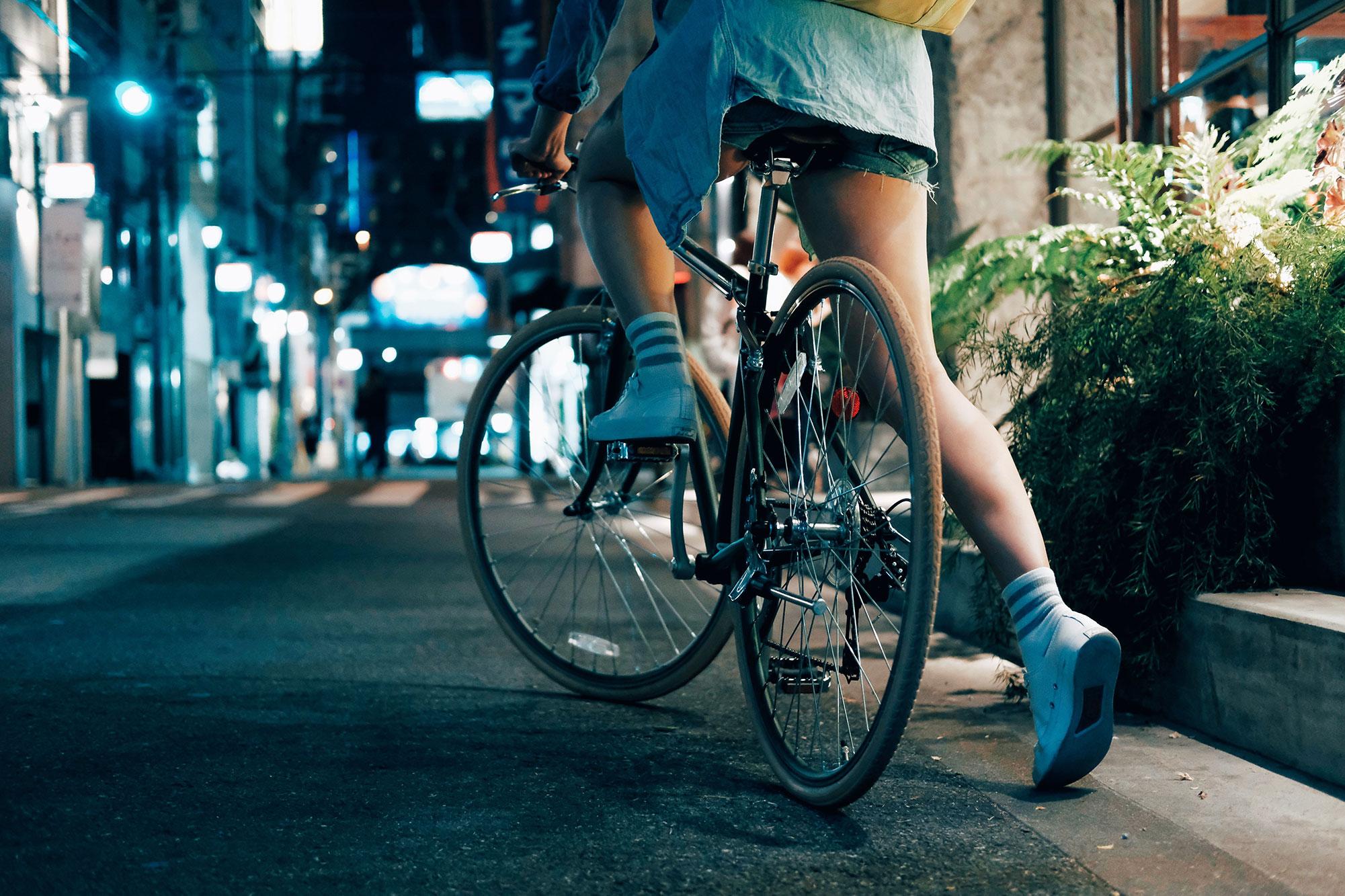 Cycling in Japan Bike