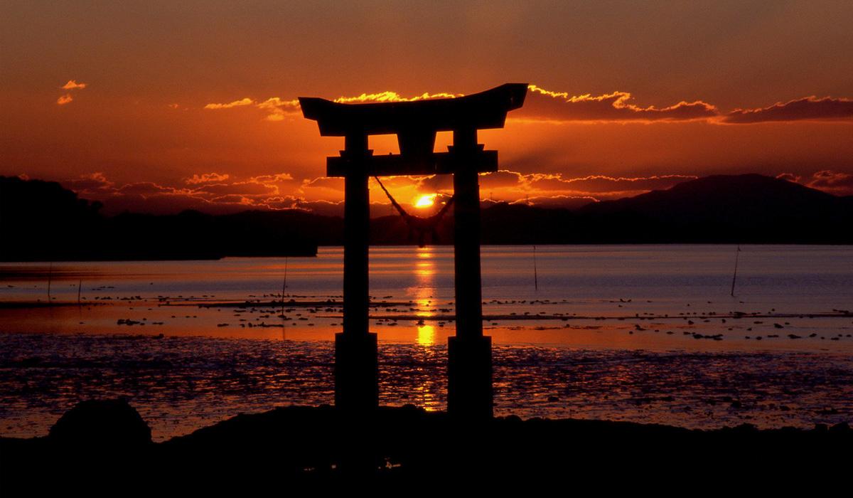 kumamoto travel Shiranuhi Einoo Shrine