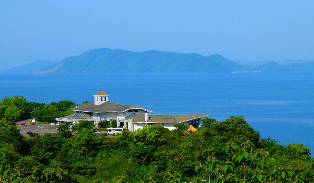 kumamoto travel Cape Otachimisaki