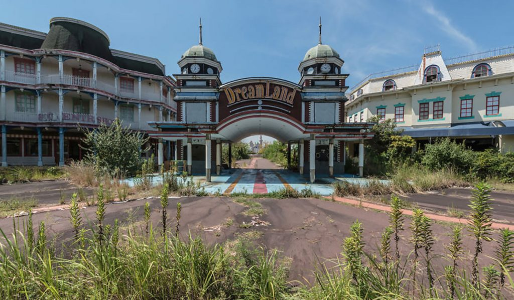 Dark Tourism Japan Nara Dreamland