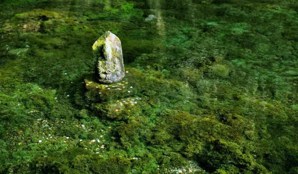 kumamoto travel Ikeyama Spring Water