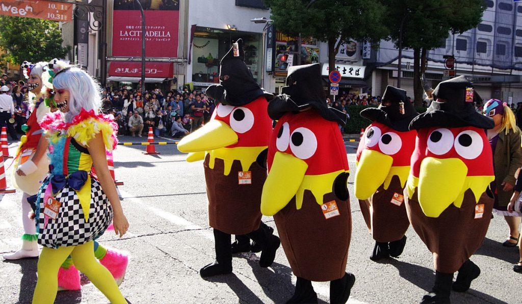 Kawasaki Halloween Pride Parade