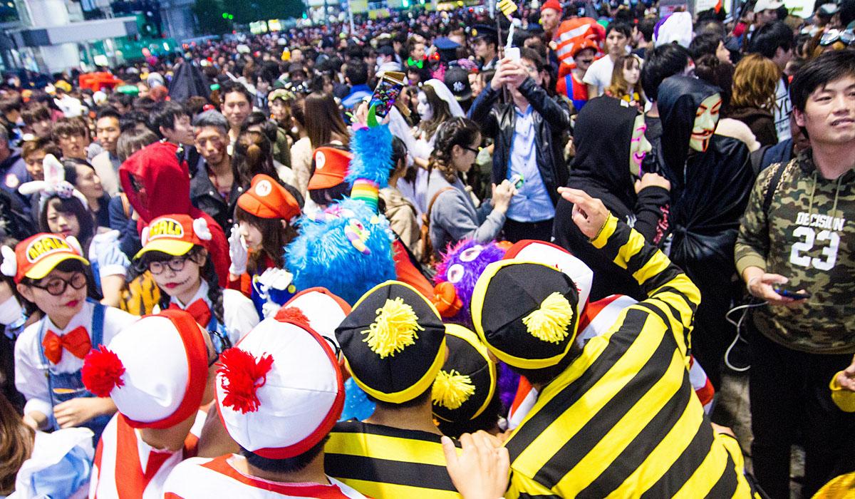 9 Best Spots to Spend Halloween in Tokyo 2019