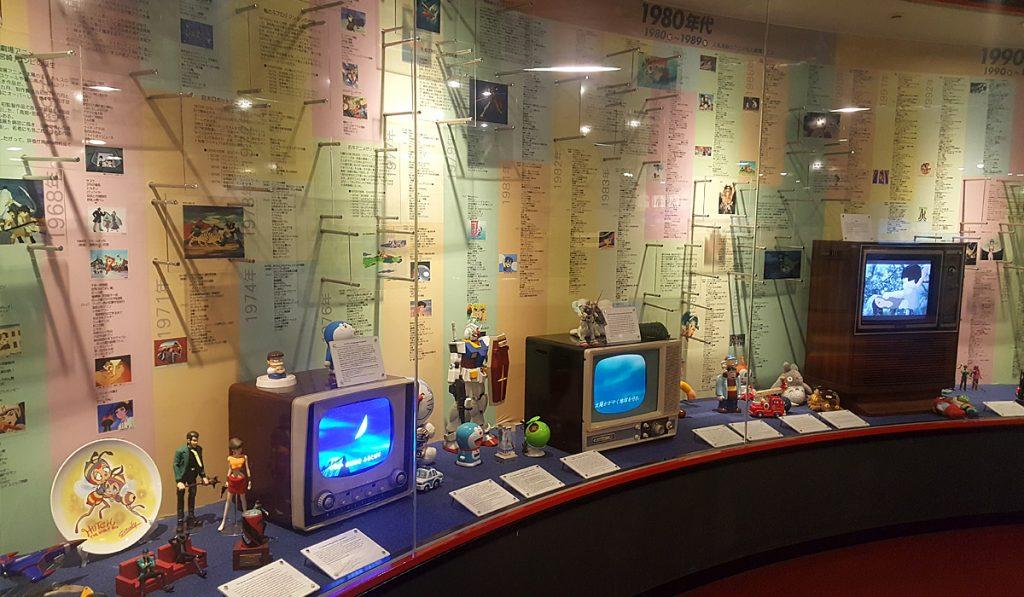 Suginami Animation Museum free museum Tokyo