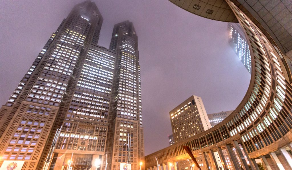 Things to do in Tokyo for free 1 Tokyo Metropolitan Government Building