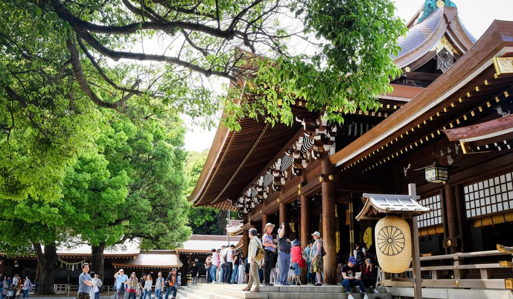 Things to do in Tokyo for free 2 Visit Meiji Shrine