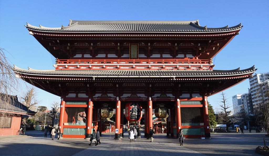 Things to do in Tokyo for free 3 Visit Sensoji Temple
