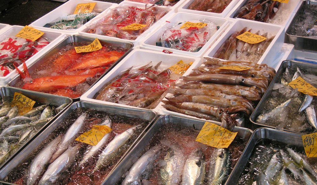 Things to do in Tokyo for free 8 Tsukiji Market