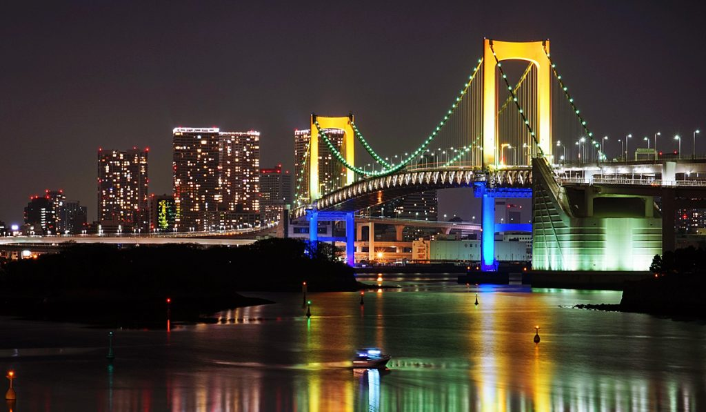 Things to do in Tokyo for free 9 Odaiba