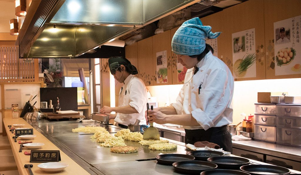 Tokyo vs Osaka Food 2