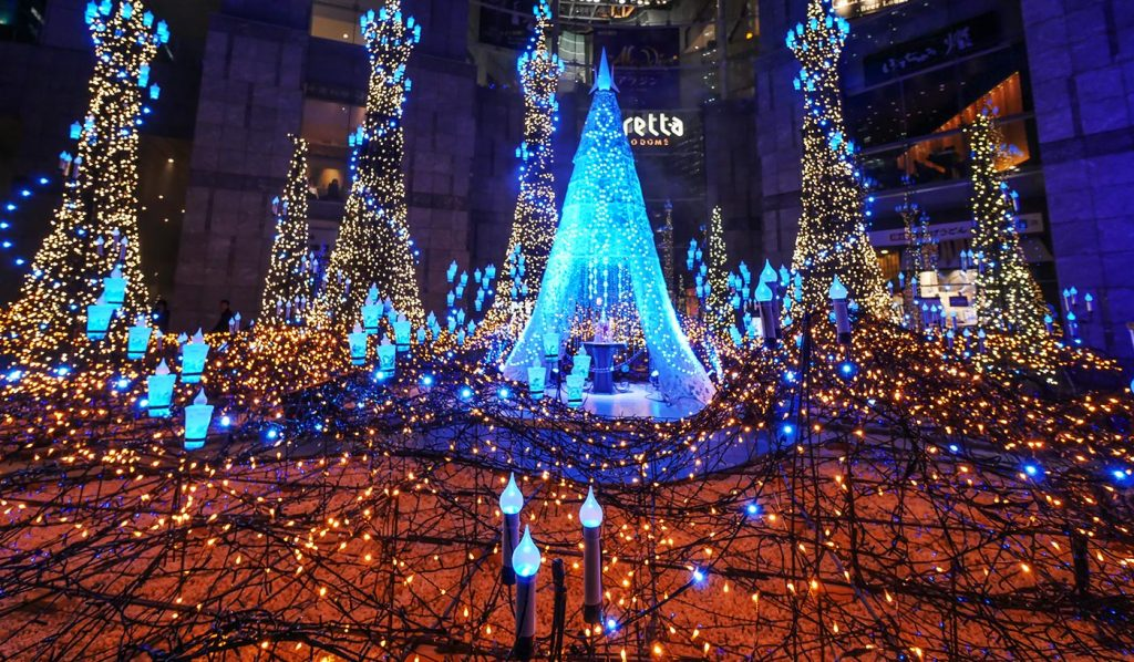 Image result for tokyo christmas""