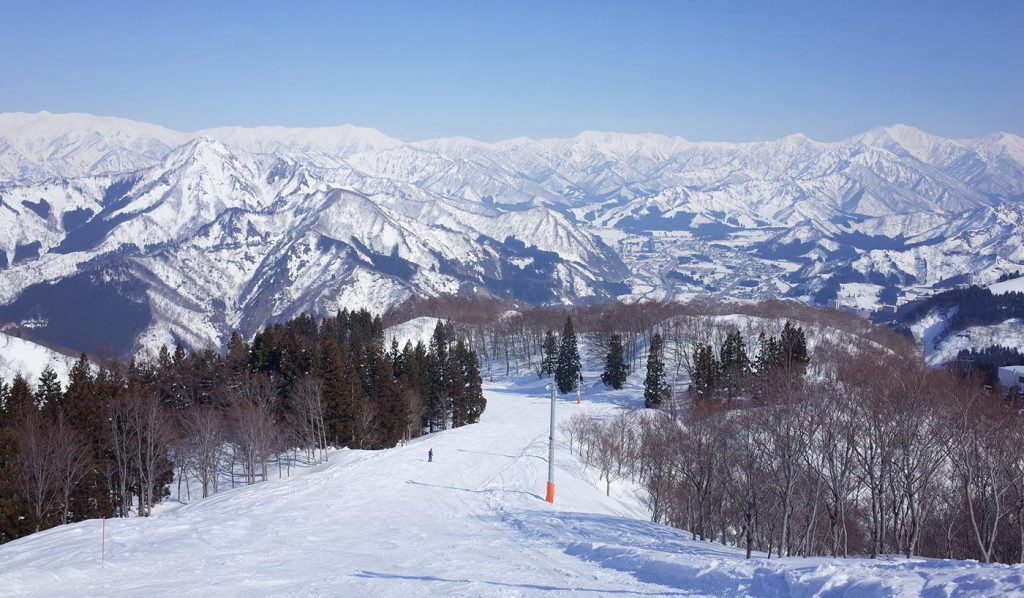 Places to visit in Japan Yuzawa