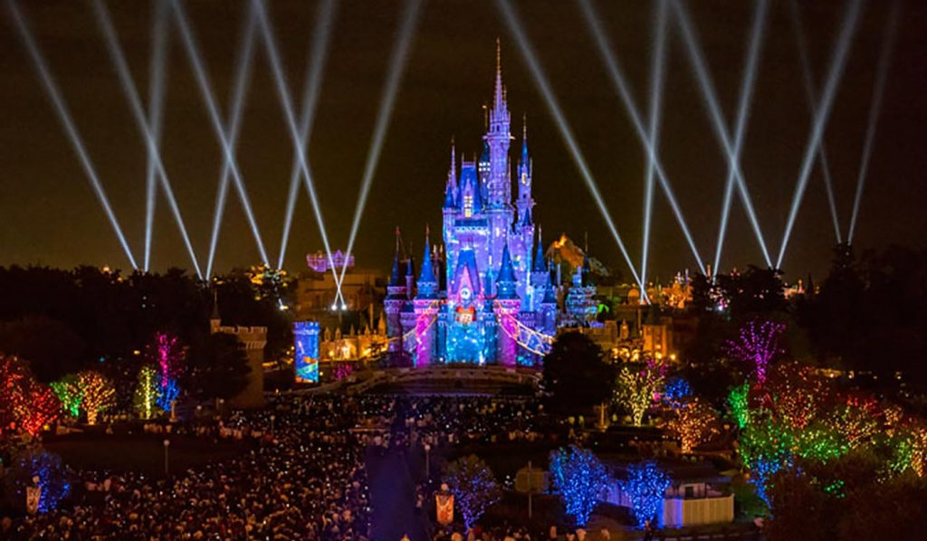 Tokyo Disneyland Tips Night Show